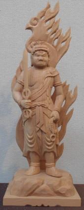 仏像彫刻展(第24回展)毘沙門天 四天王など